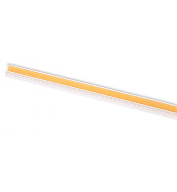 Začisťovací okenný profil APU 6mm