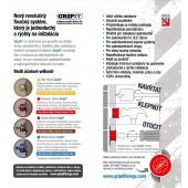 GRIPIT® - Najúnosnejšie kotvy do sadrokartónu na svete